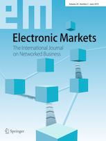 Electronic Markets Icon